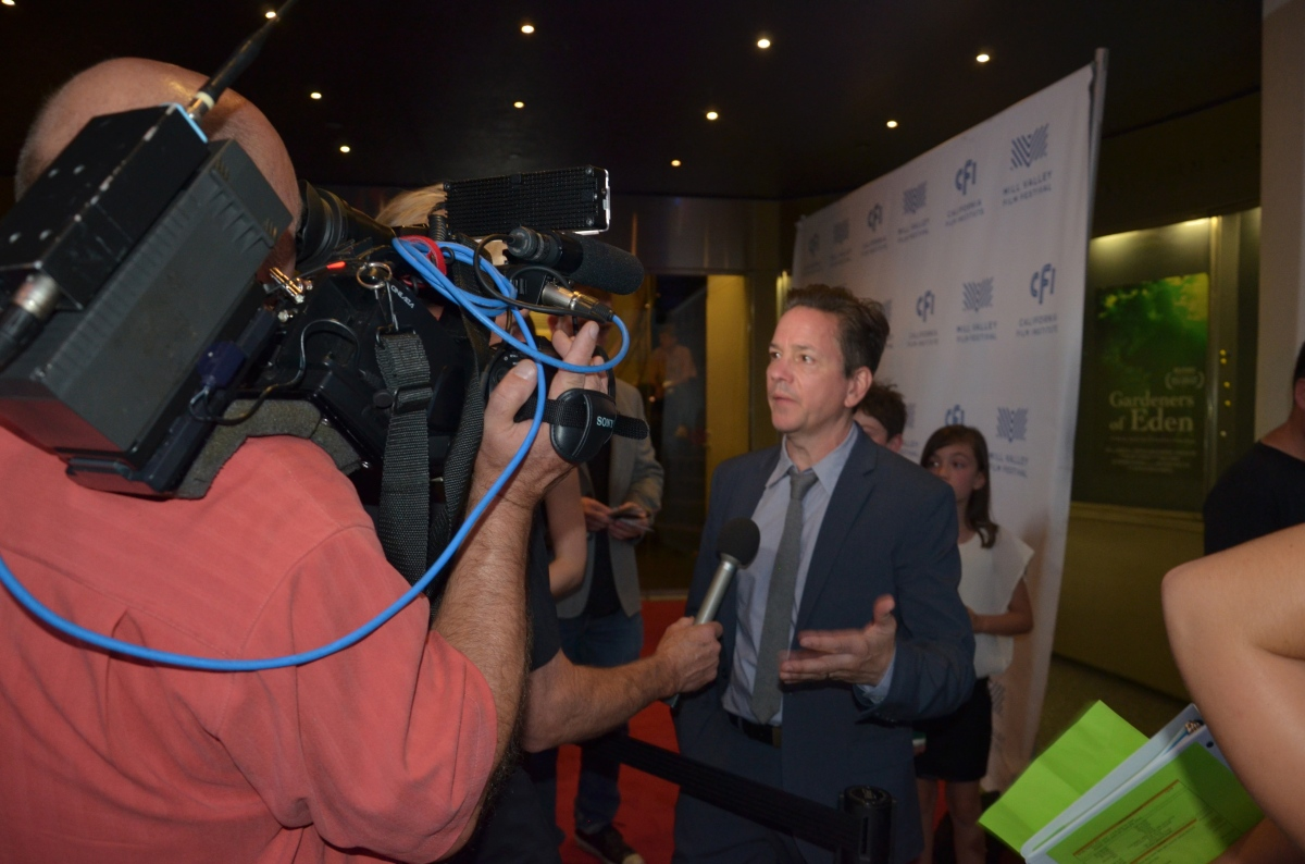 Movie Stars in Mill Valley! MV Film Festival – From a Photographer's Eye
