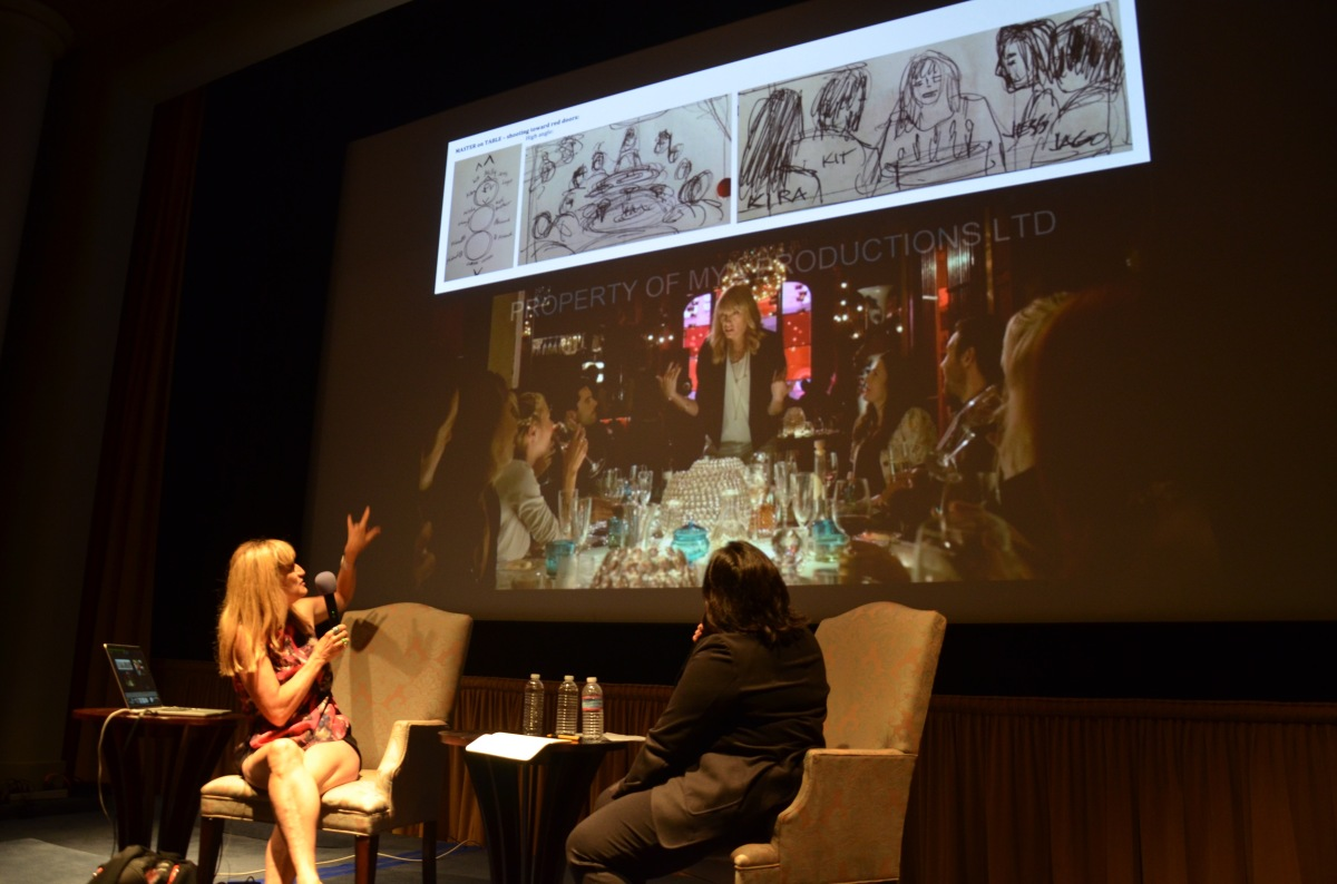 Mill Valley Film Festival – A Master Class with Catherine Hardwicke